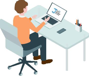 WEB人事考課導入流れ